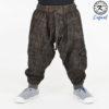 sarouel-battle-jeans-marron-enfant-khalifa-collection