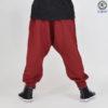 sarouel-jogging-enfant-rouge-khalifa-collection