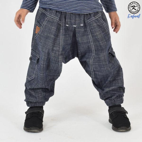 sarouel_battle_jeans_enfant_bleu_foncé_khalifa_3